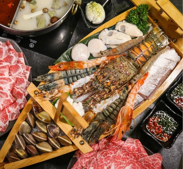 武鶴 和牛火鍋 美食