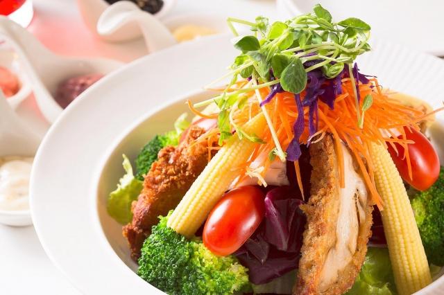 花間蜜蔬食餐廳 美食