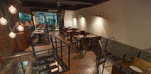 La MESA 西班牙餐廳 環境