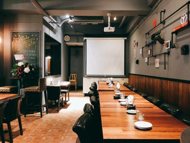 Chill Bistro&Cafe 環境
