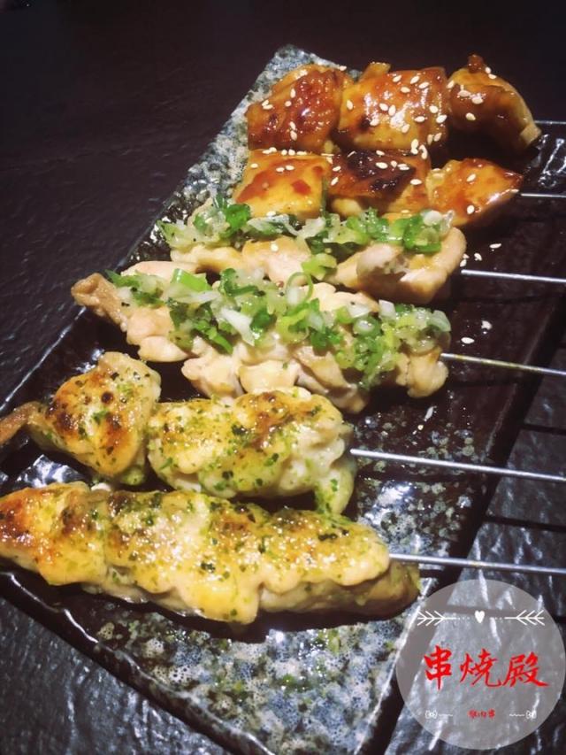 串燒殿-西門 餐點