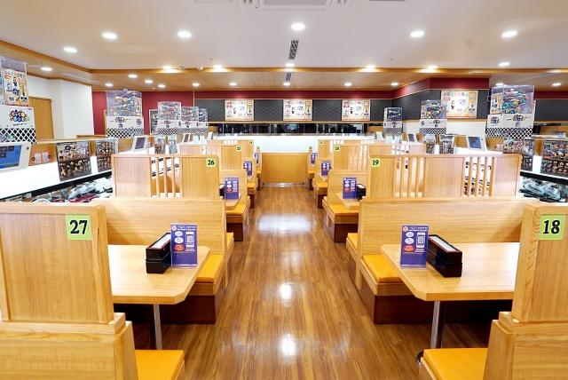 藏壽司 高雄漢神本館店