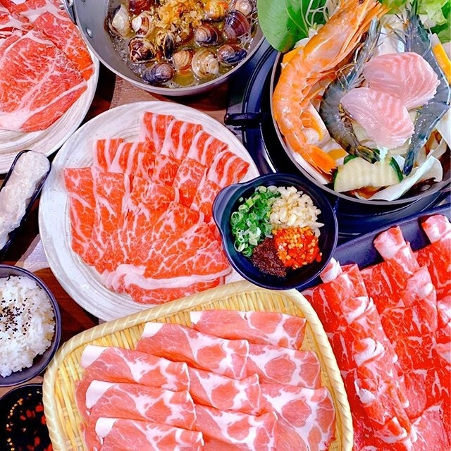 瀧厚鍋物 台北敦北店 餐點