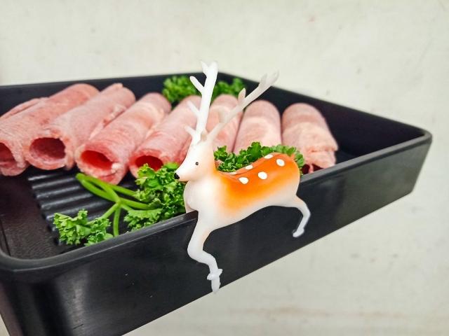 十勝川鍋物大里店 餐點