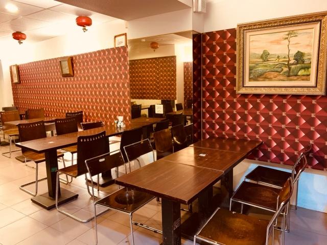 艾隆義式麵食館 環境