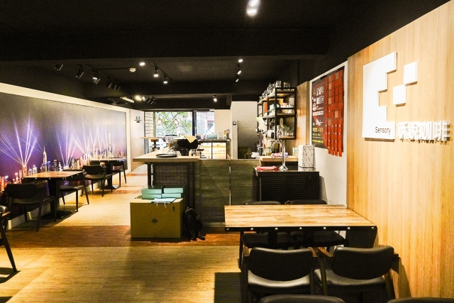 新銳咖啡-台北天母店 環境