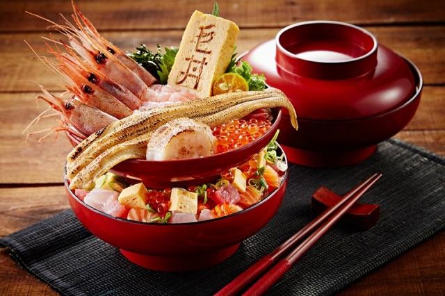 毛丼 丼飯專門店 餐點