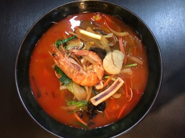 韓華園 餐點