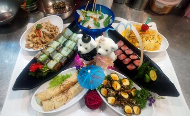 百食繪 Baishifood 餐點