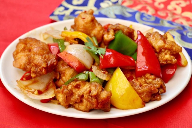 布達拉西藏美食館 餐點