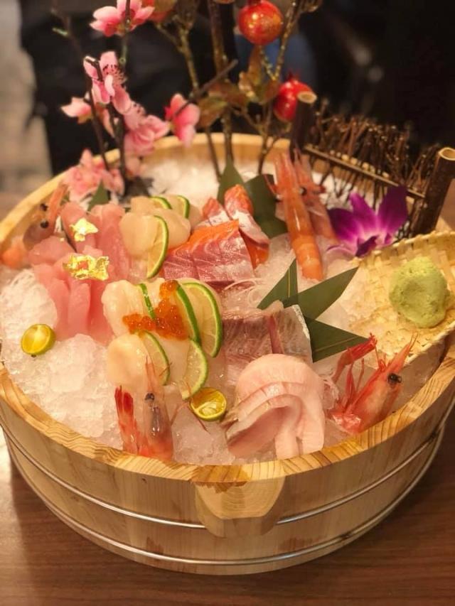 楓食堂日式創作料理 餐點