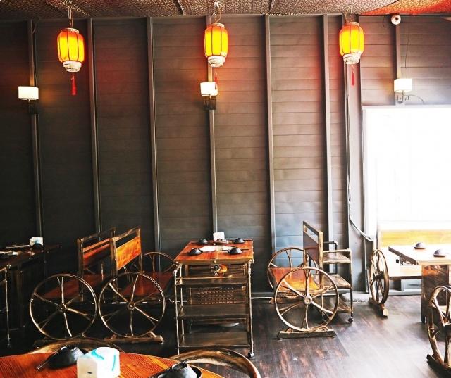 十三涮四川料理 環境