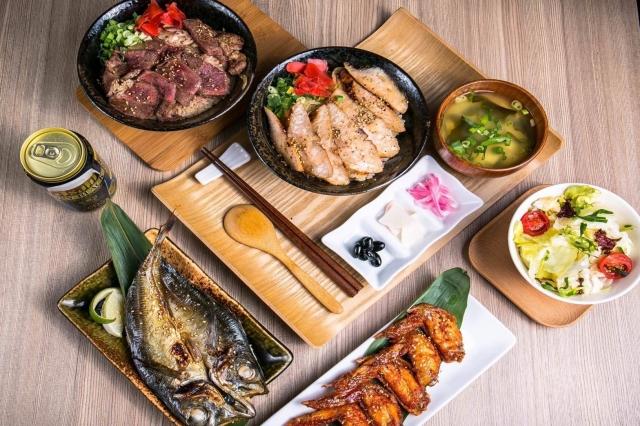 虎藏燒肉丼食所 餐點