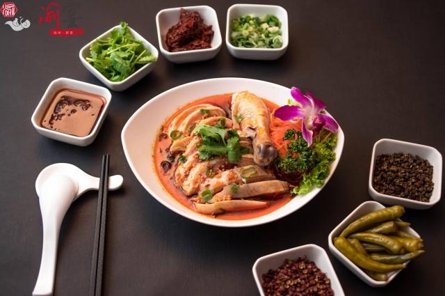 品渝宴川菜館 餐點