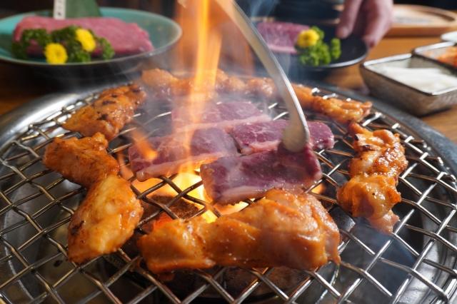 赤坂屋日式燒肉店 餐點