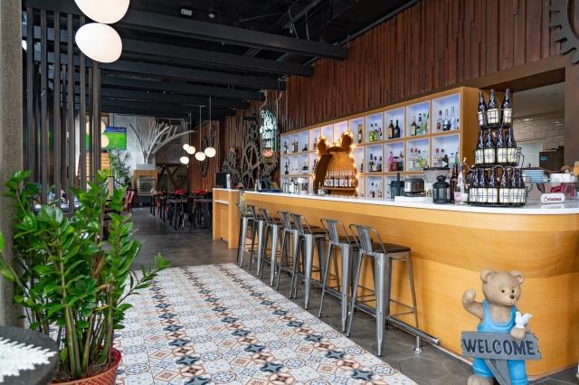 Bear bar 熊吧餐酒館 環境