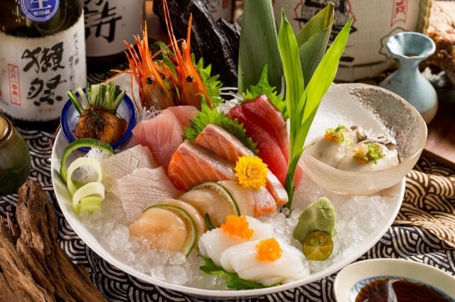 桀壽司公益店 餐點
