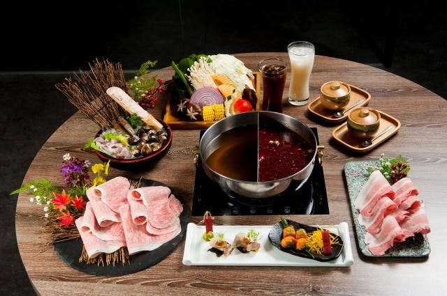 牧沐苑精緻鍋物 餐點