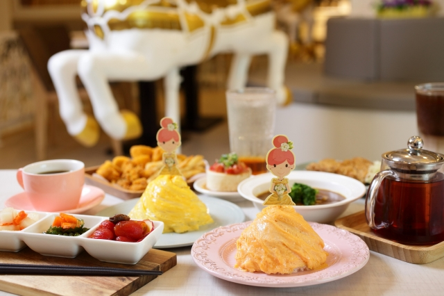 茉莉公主蛋包飯-花壇店 餐點