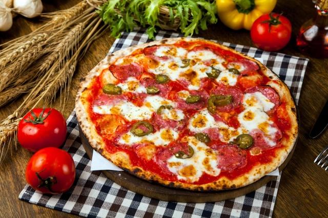 OGGI 歐奇窯烤披薩-市府店 餐點