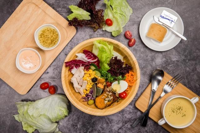 52 Salad Bar 餐點