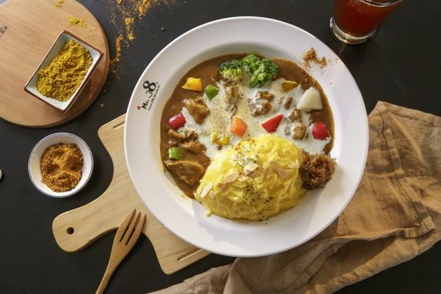 Mr.38 咖哩 東海店 餐點