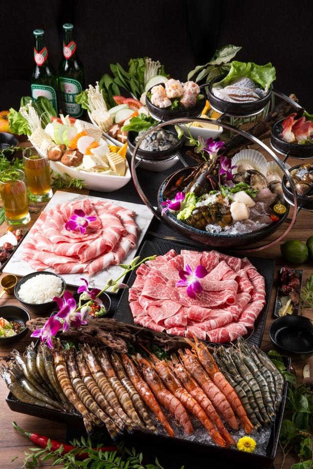 鍋&Bar精緻鍋物餐酒館 餐點