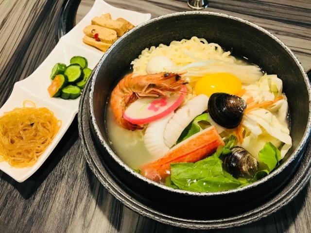松島송도韓國料理 餐點
