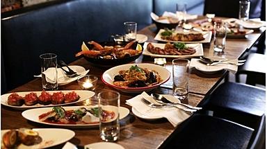 La MESA 西班牙餐廳 美食