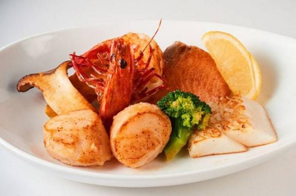 千房大阪燒 餐點