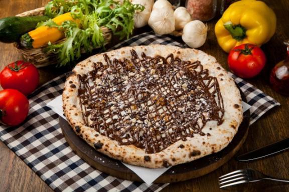 Pizzeria OGGI 餐點