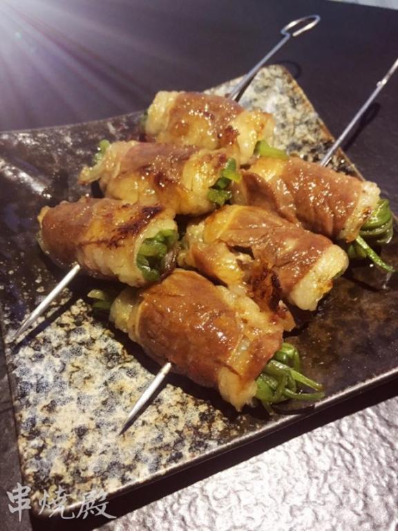 串燒殿-敦南 餐點
