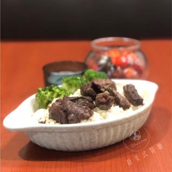 Shalom新美式餐廳 餐點