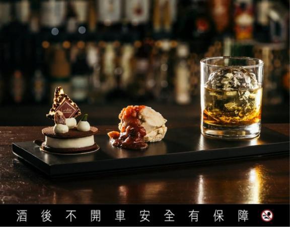 NOX Taipei 餐點