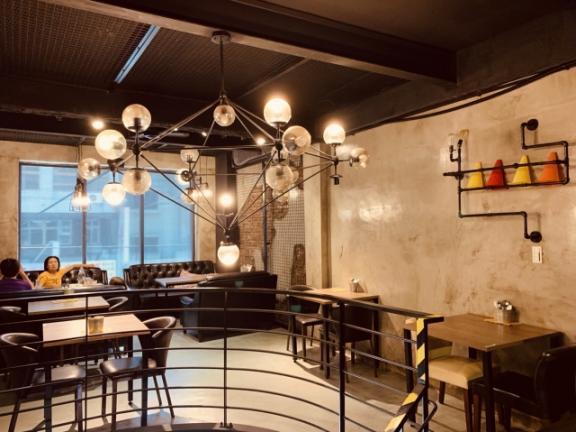 食客餓餓-義式小餐館 環境