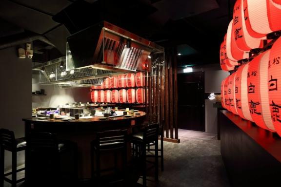川原痴日式燒肉 環境