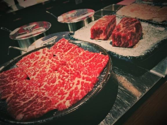 川原痴日式燒肉 餐點