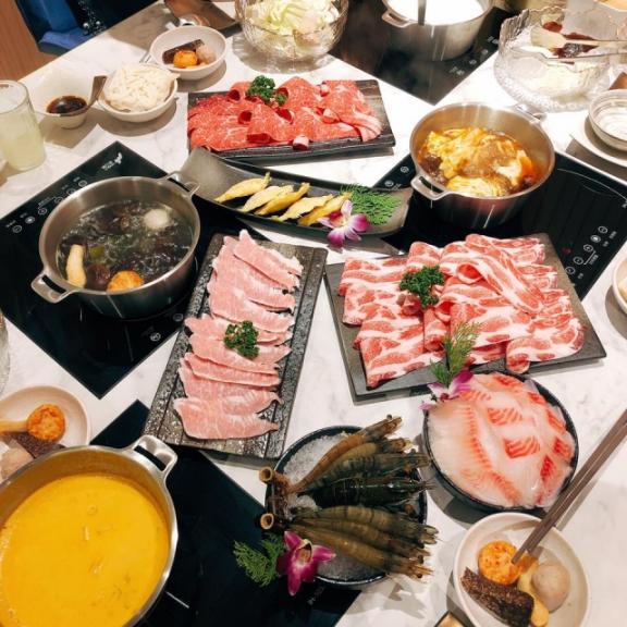 哈帕時尚鍋物 餐點