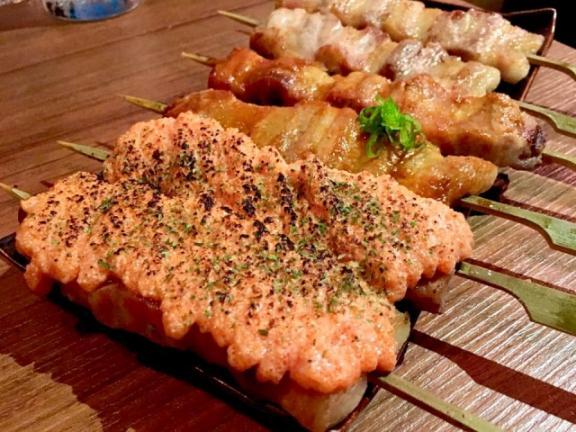 小方舟串燒酒場 餐點