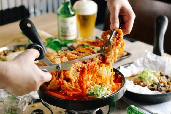 UNCLES魷魚大叔新竹大魯閣店 餐點