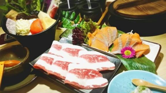 京澤日式鍋物 餐點