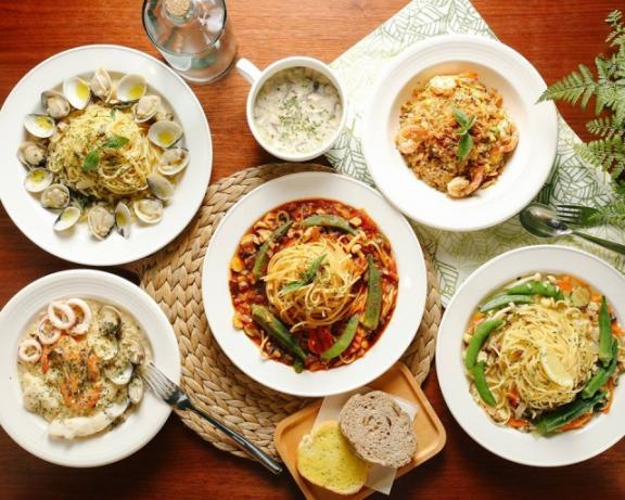 米家廚房義大利麵 餐點