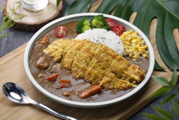 Eat益咖哩/咖啡 餐點