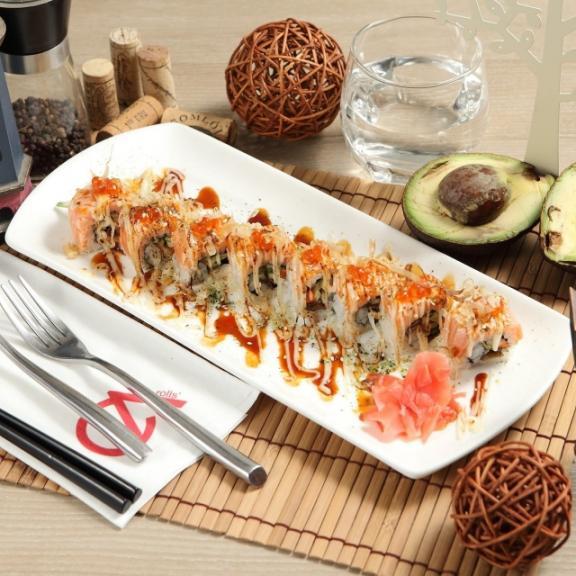 CA rolls' 美日式料理 餐點