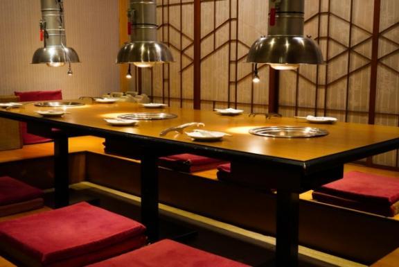 赤坂屋日式燒肉店 環境