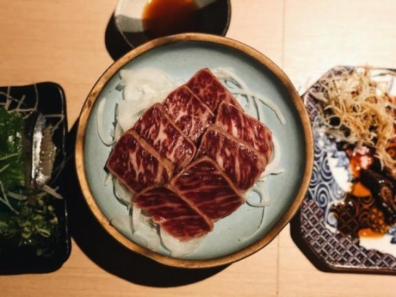 濱松屋 餐點