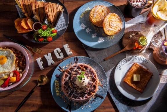 復興咖啡交易所_FXCE 餐點