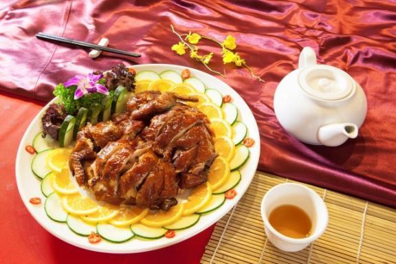 香港阿杜婚宴會館 餐點