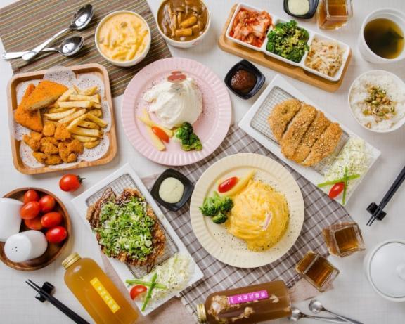 茉莉公主蛋包飯-崇德店 餐點