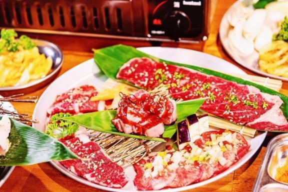 胖肉爺燒肉 餐點